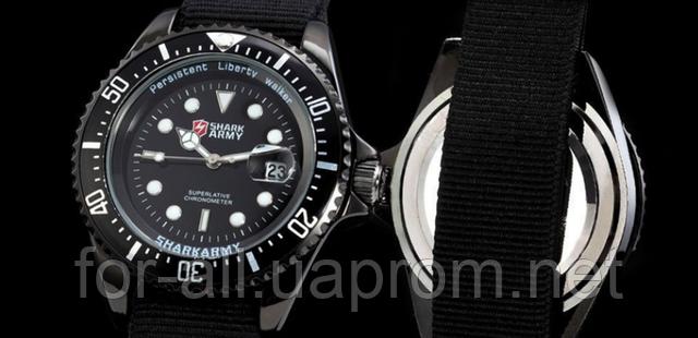 Часы в стиле милитари Shark Army SA5604