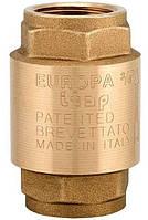 "Клапан обратного хода воды   1/2"" EUROPA  100 ITAP с латунным штоком"