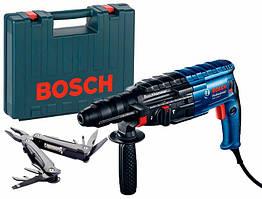 Перфоратор Bosch GBH 240 F Professional + Swiss Peak Multitool (0615990L0D)