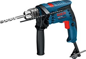 Дрель ударна Bosch GSB 13 RE Professional (0.6 кВт, ЗВП) (0601217102)