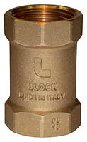"""Клапан обратного хода воды ITAP(101) """"BLOCK""""   1/2"""""""