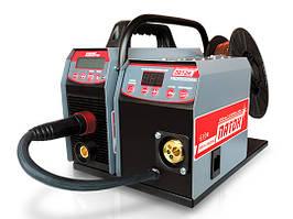 Зварювальний інверторний напівавтомат Патон ПСІ-250 PRO-400V (15-4) DC MIG/MAG/MMA/TIG (11 кВА)