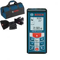 Лазерный дальномер Bosch GLM 80 Professional (06159940M2)