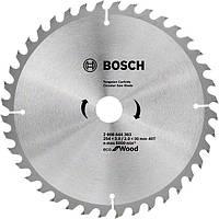 Пиляльний диск Bosch Eco for Wood 254x3.0x30-40T (2608644383)