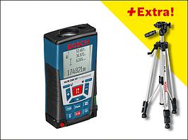 Лазерный дальномер Bosch GLM 250 VF Professional + штатив (061599402J)