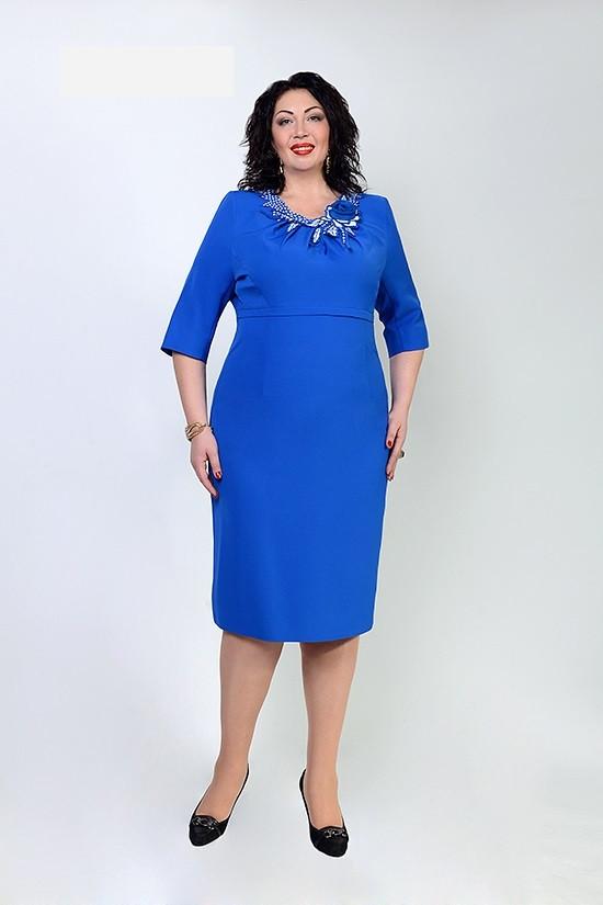 Платье от 50р с аппликацией
