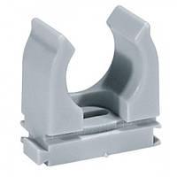 Фиксирующий держатель E-Clip для труб (32 мм, 50 шт.)
