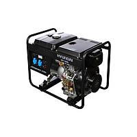 Дизельний генератор Hyundai DHY 5000L (4.6 кВт)