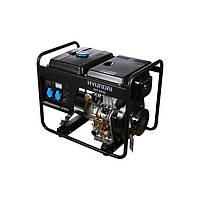 Дизельний генератор Hyundai DHY 6500L (5.5 кВт)