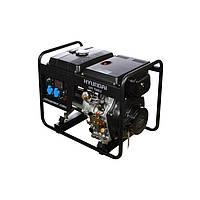 Дизельний генератор Hyundai DHY 7500LE (6 кВт)