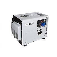 Дизельний генератор Hyundai DHY 6000SE (5 кВт)