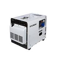 Дизельний генератор Hyundai DHY 8000SE (6.5 кВт)