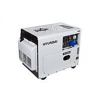 Дизельний генератор Hyundai DHY 8500SE (7.2 кВт)