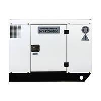 Дизельний генератор Hyundai DHY 12000SE-3 (10.5 кВт, ~3ф, 380 В)