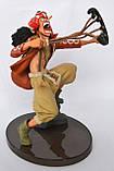 Аніме-фігурка One piece – Usopp - WORLD FIGURE COLOSSEUM BANPRESTO, фото 2