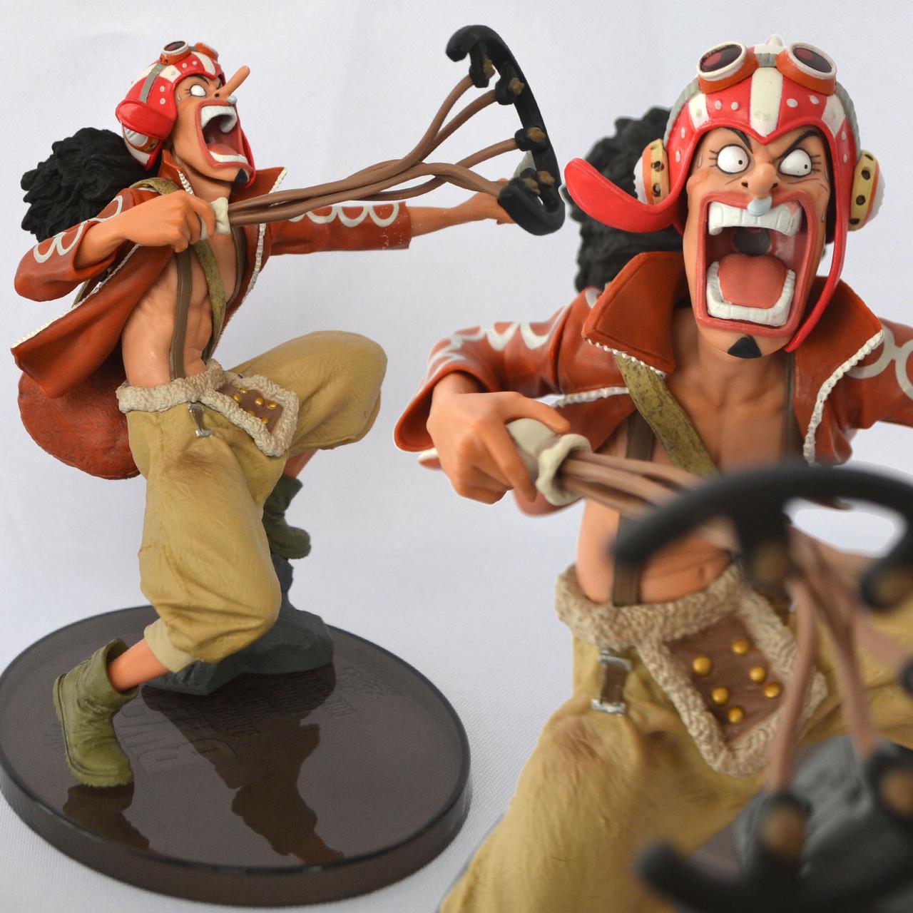 Аніме-фігурка One piece – Usopp - WORLD FIGURE COLOSSEUM BANPRESTO