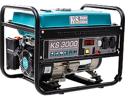 Генератор бензиновый Konner&Sohnen KS 3000 (3 кВт)