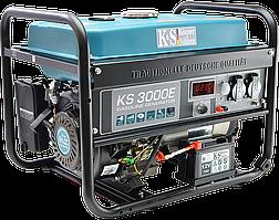 Генератор бензиновый Konner&Sohnen KS 3000E (3 кВт)