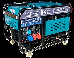 Генератор дизельний Konner&Sohnen Heavy Duty KS 13-1DEW 1/3 ATSR (11.25 кВА, 3ф~)