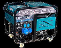 Генератор дизельный Konner&Sohnen Heavy Duty KS 14-1DE ATSR (11 кВт)
