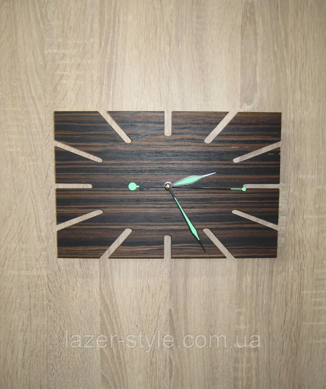 Авторские часы Прямоугольник