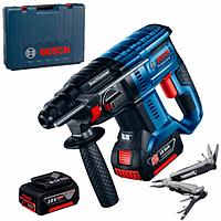 Аккумуляторный перфоратор Bosch GBH 180 Li (0615990L01)