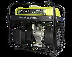 Інверторний Генератор Konner&Sohnen Basic KSB 21i (2 кВт)