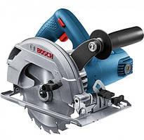 Ручна циркулярна пила Bosch GKS 600 (1.2 кВт, 165 мм) (06016A9020)