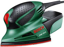 Мультішліфмашина Bosch PSM 100 A (100 Вт) (06033B7020)