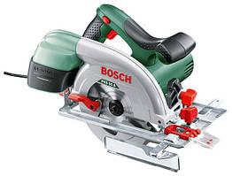 Ручная циркулярная пила Bosch PKS 55 A (0603501020)
