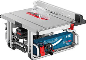 Пила настільна циркулярна Bosch GTS 10 J Professional (1.8 кВт, 3650 об/хв) (0601B30500)