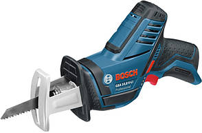 Акумуляторна шабельна пила Bosch GSA 10.8 V-LI Professional (10.8 В 65 мм) (060164L902)