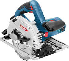 Ручна циркулярна пила Bosch GKS 55 GCE Professional PLus (1.35 кВт, 165 мм) (0601682100)