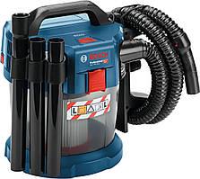 Пилосос акумуляторний Bosch GAS 18V-10 L Professional (18, 6 л, без АКБ) (06019C6300)