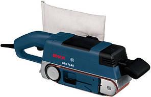 Ленточная шлифмашина Bosch GBS 75 AE Professional (0601274708)