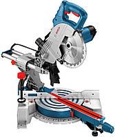 Торцювальна пила Bosch GCM 800 SJ Professional (1.4 кВт, 216 мм) (0601B19000)