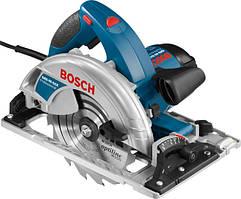 Ручна циркулярна пила Bosch GKS 65 GCE Professional (1.8 кВт, 190 мм) (060157A900)