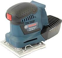 Виброшлифмашина аккумуляторная Bosch GSS 18V-10 Professional (без АКБ) (06019D0200)
