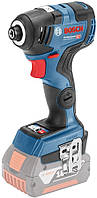 Акумуляторний Гайковерт Bosch GDR 18 V-200 C Professional (18 В, без АКБ) (06019G4104)