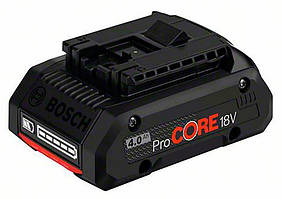 Акумулятор Li-ion Bosch ProCORE (18 В, 4 А*год) (1600A016GB)