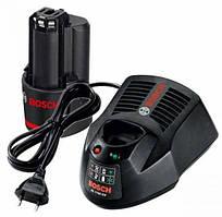 Акумулятор Li-ion Bosch + зарядний пристрій AL1130 (10.8 В, 2 А*год) (1600Z00041)