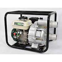 Мотопомпа бензиновая для грязной воды Iron Angel WPGD 90 (7 л.с., 1250 л/мин) (2001057)