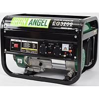 Генератор бензиновый Iron Angel EG 3200 (3 кВт) (2001108)