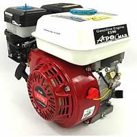 Бензиновый двигатель Агросила Е196 (6.5 л.с.) (2001198)