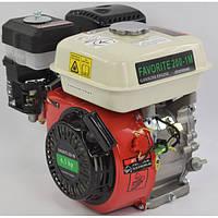 Бензиновый двигатель Iron Angel Favorite 200-1M (6.5 л.с.) (2001084)