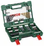 Набор сверл и бит Bosch V-Line (91 шт.) (2607017195)