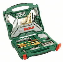 Набор сверл и бит Bosch X-Line-Titanium (70 шт.) (2607019329)