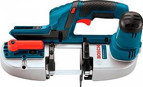 Аккумуляторная ленточная пила Bosch GCB 18 V Li (18 В, без АКБ) (06012A0300)