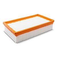 Плоский складчатый фильтр Karcher для пылесосов серии NT
