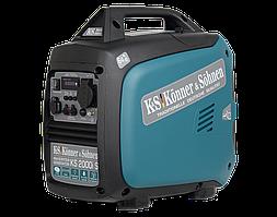 Інверторний генератор Konner&Sohnen KSB 31iE S (3.1 кВт)